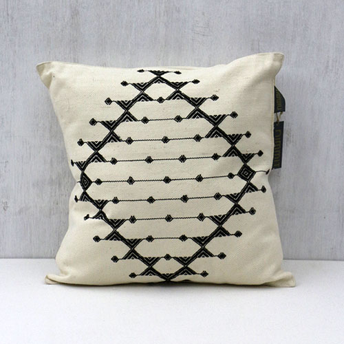 Patang Design Cushion Cover