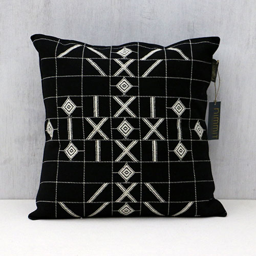 Tantrik Design Cushion Cover